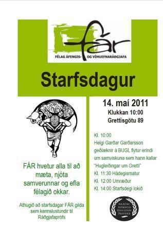 Starfsdagur140511
