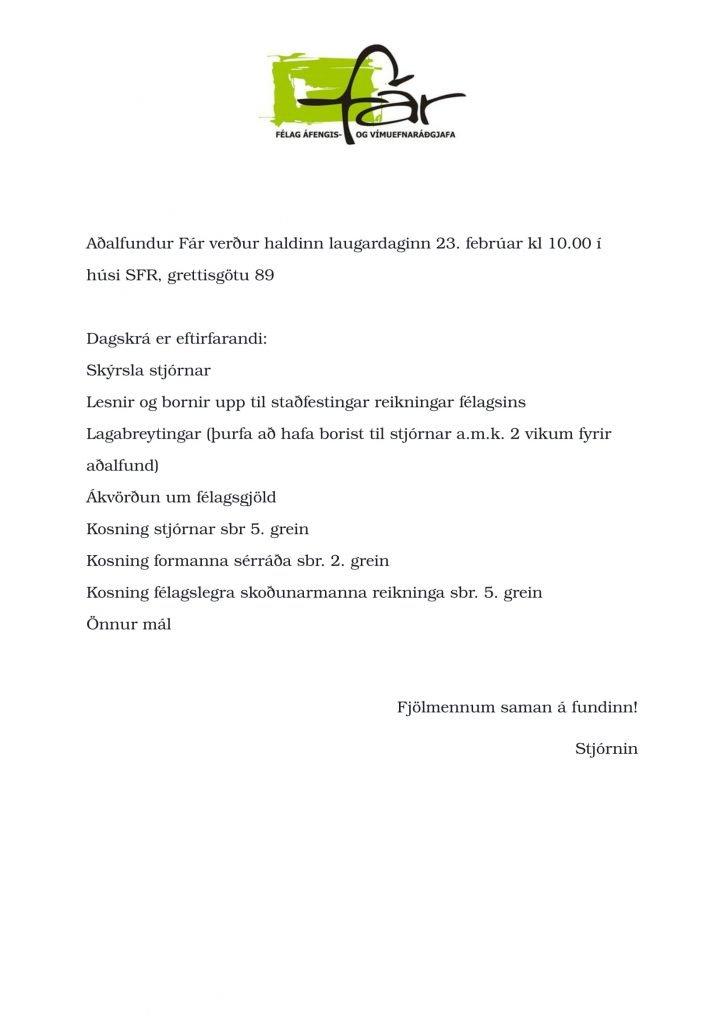 fáraðal 1